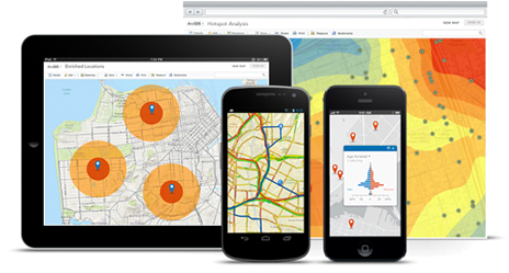 Use Maps Everywhere, On Any Device