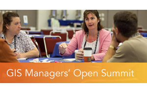 GIS Managers' Open Summit